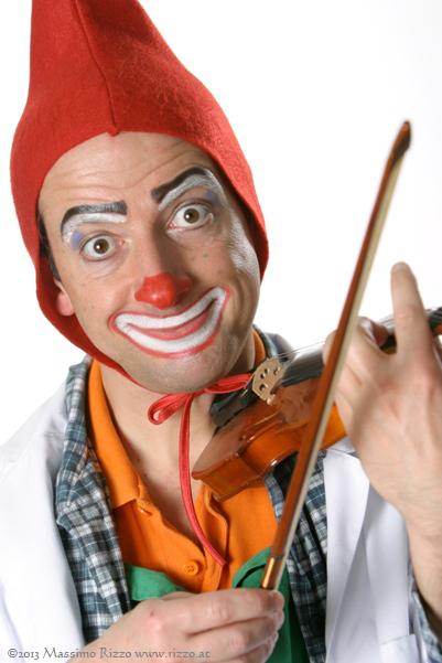 Massimo Rizzo Clown
