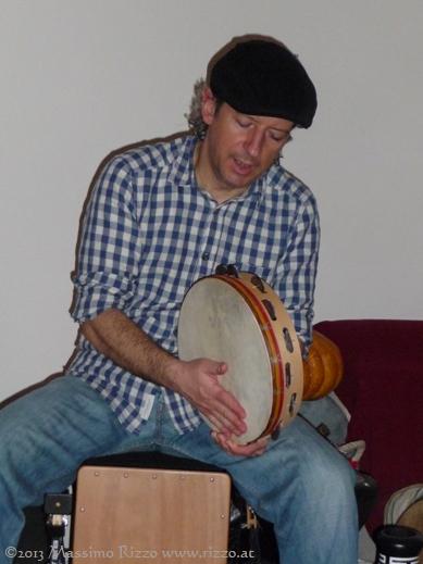 Massimo Rizzo Percussion
