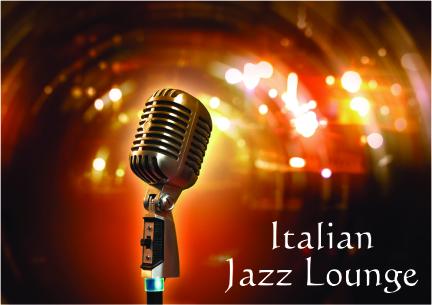 Italian Jazz Lounge Vorderseite